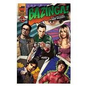 big-bang-theory-affisch-comic-bazinga-1