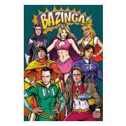 big-bang-theory-affisch-superheroes-1