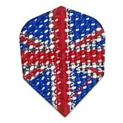 Dartflights Harrows Dimplex Union Jack