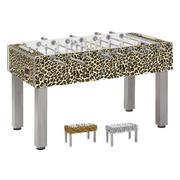 Foosballbord (Fotbollsspel) Garlando G500 Animal
