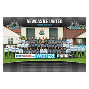 newcastle-united-affisch-squad-98-1