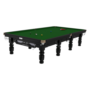 Snookerbord Riley Club Black