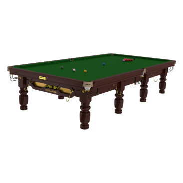 Snookerbord Riley Club Mahogany