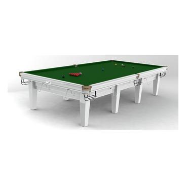 Snookerbord Riley Grand White