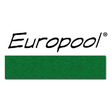 Biljarddukar Europool Europool English Green 9