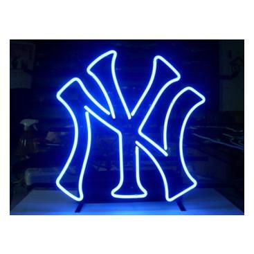 Neonskyltar Neonskylt New York Yankees