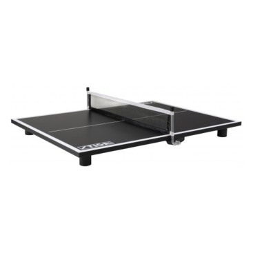 Bordtennisbord (pingisbord) Super Mini Table Svart
