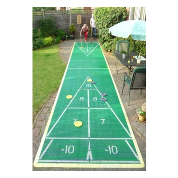 Shuffleboard Norfolk Boards Compact Euro Polycourt Pack