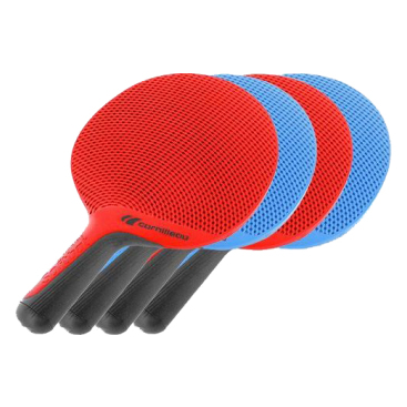 Bordtennisracketar Cornilleau Softbat Eco Quattro
