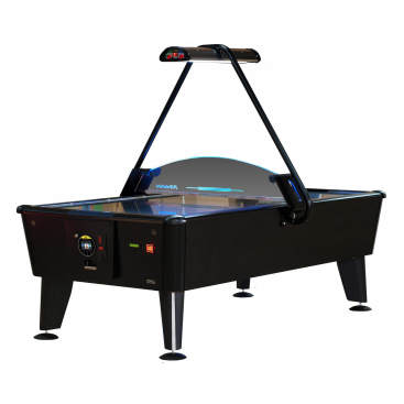 Air Hockey Bord (airhockeyspel) ProGames Black Arcade
