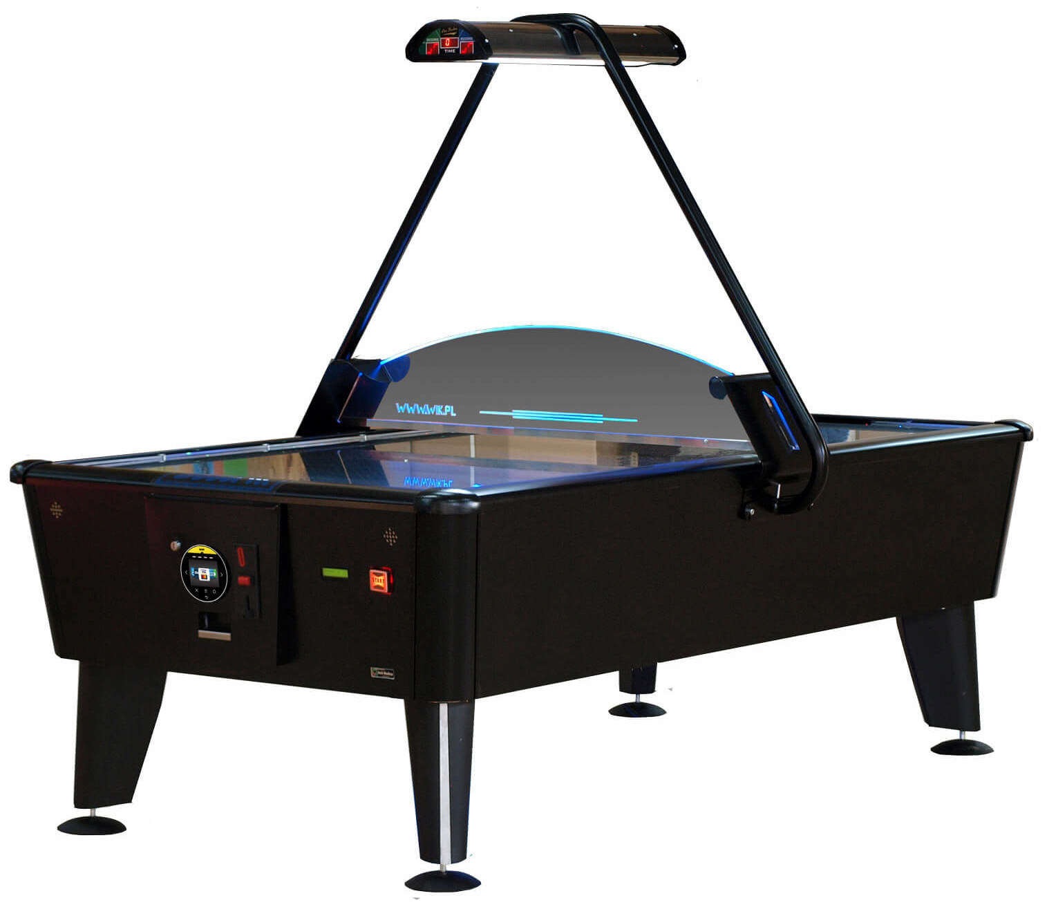 Airhockey ProGames Black Arcade