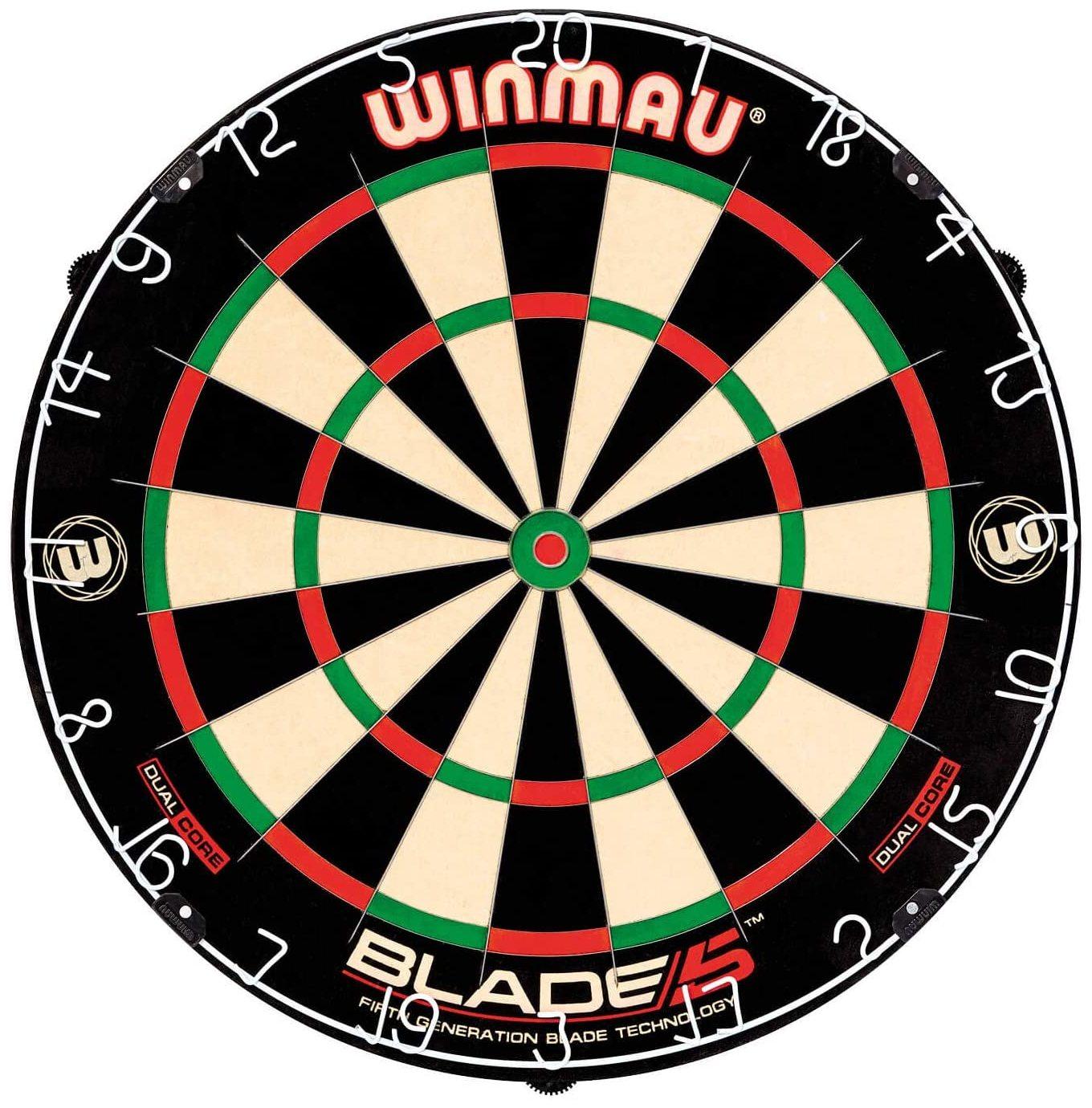 Darttavla Winmau Blade 5 Dual Core