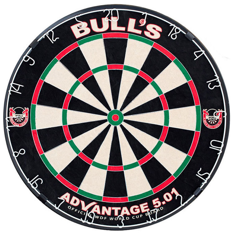 Darttavla Bulls Advantage 501