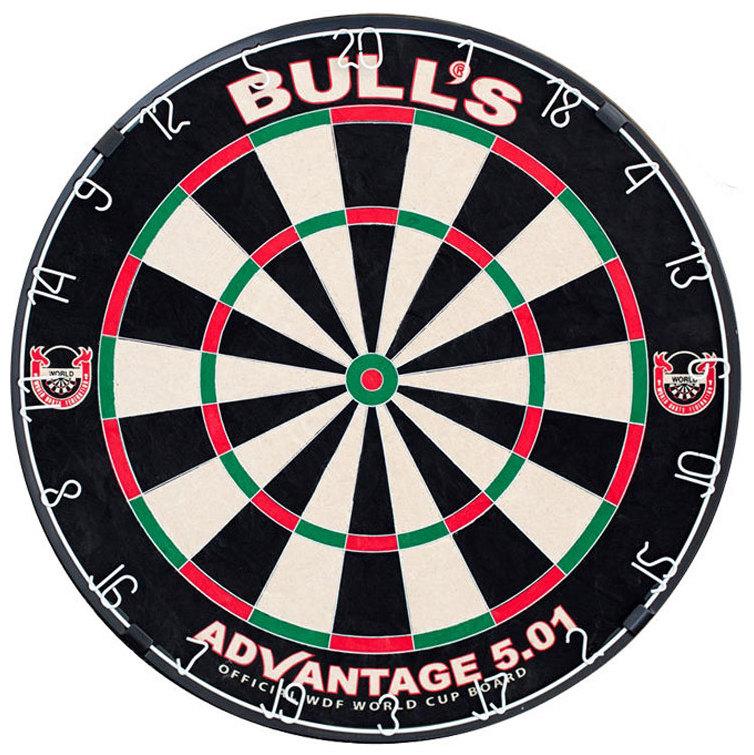 Darttavla Bulls Advantage 501