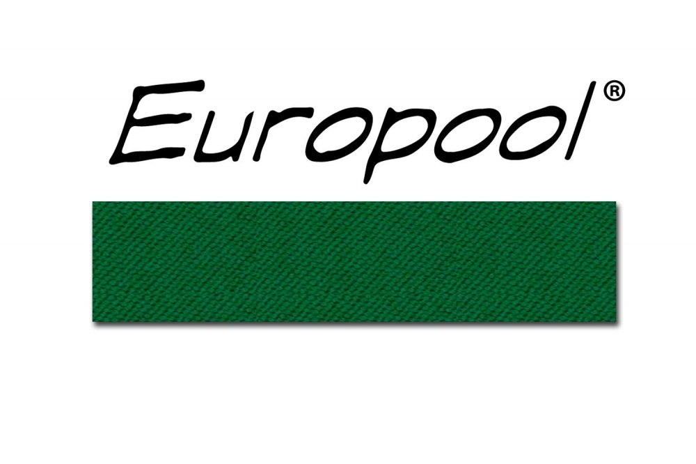 Biljardduk Europool Yellow Green 8