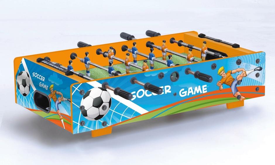 Foosball/Fotbollsspel Garlando F-mini Soccer