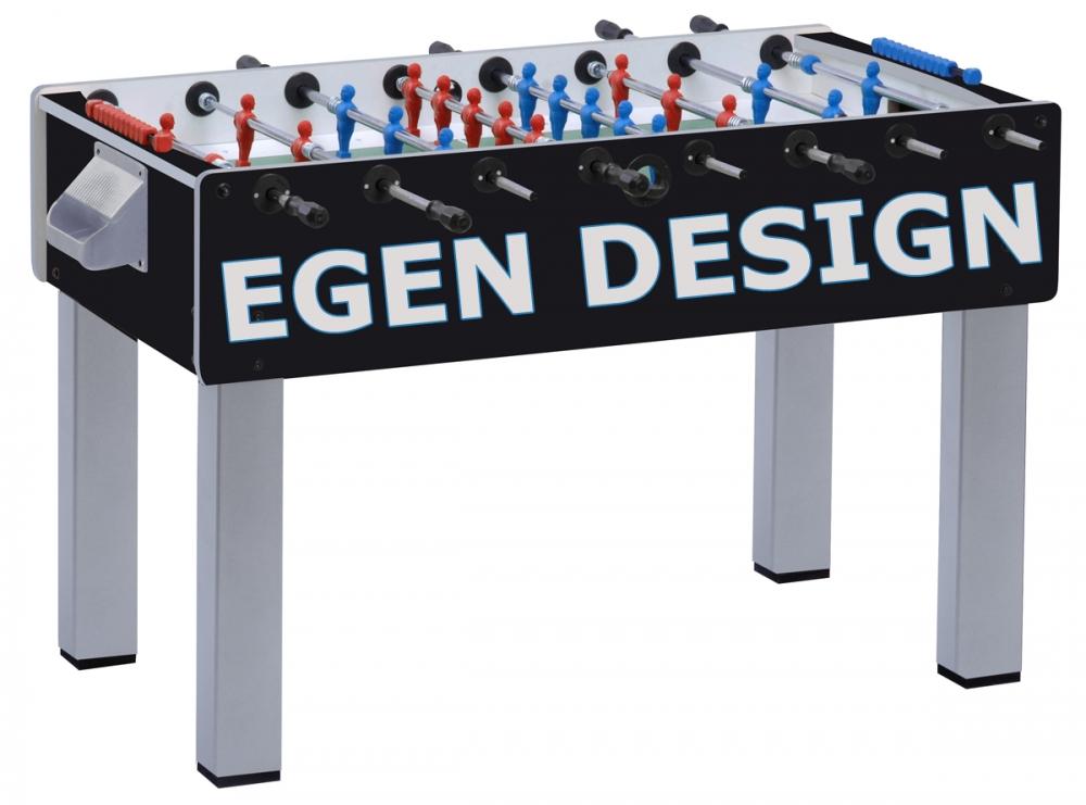 Foosball/Fotbollsspel Garlando F200 Egen Design 3 bord - Egen Design