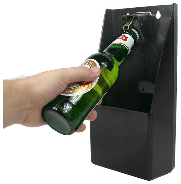 Licensierad Produkt Flasköppnare Cap Catcher