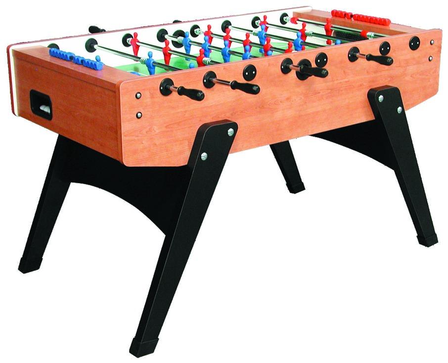 Foosball/Fotbollsspel Garlando G2000 Teleskopiska