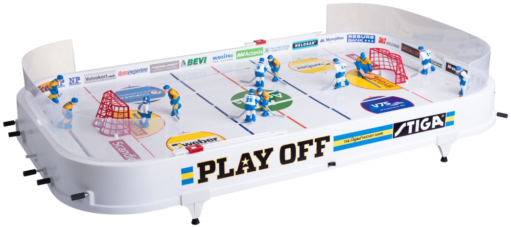 Stiga Sports Hockeyspel Play Off Sverige-Finland