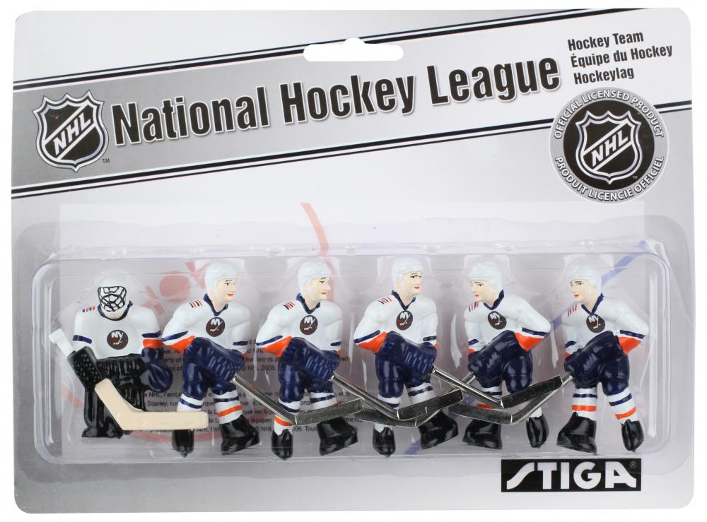 Stiga Sports NY Islanders Hockeyspelare Vit