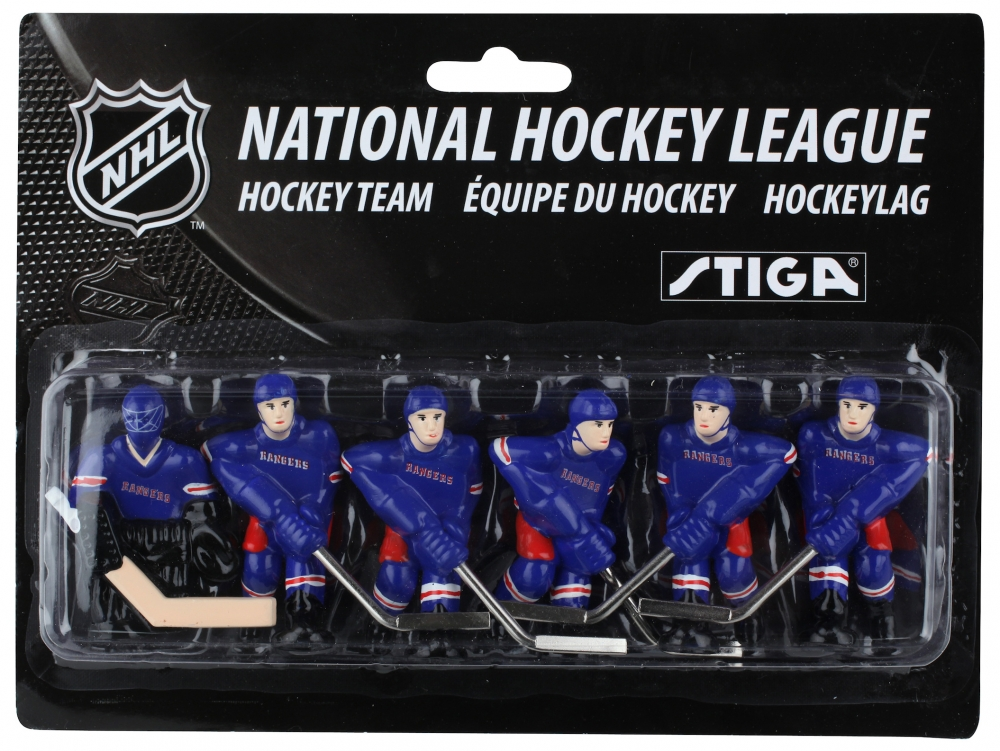 Stiga Sports NY Rangers Hockeyspelare