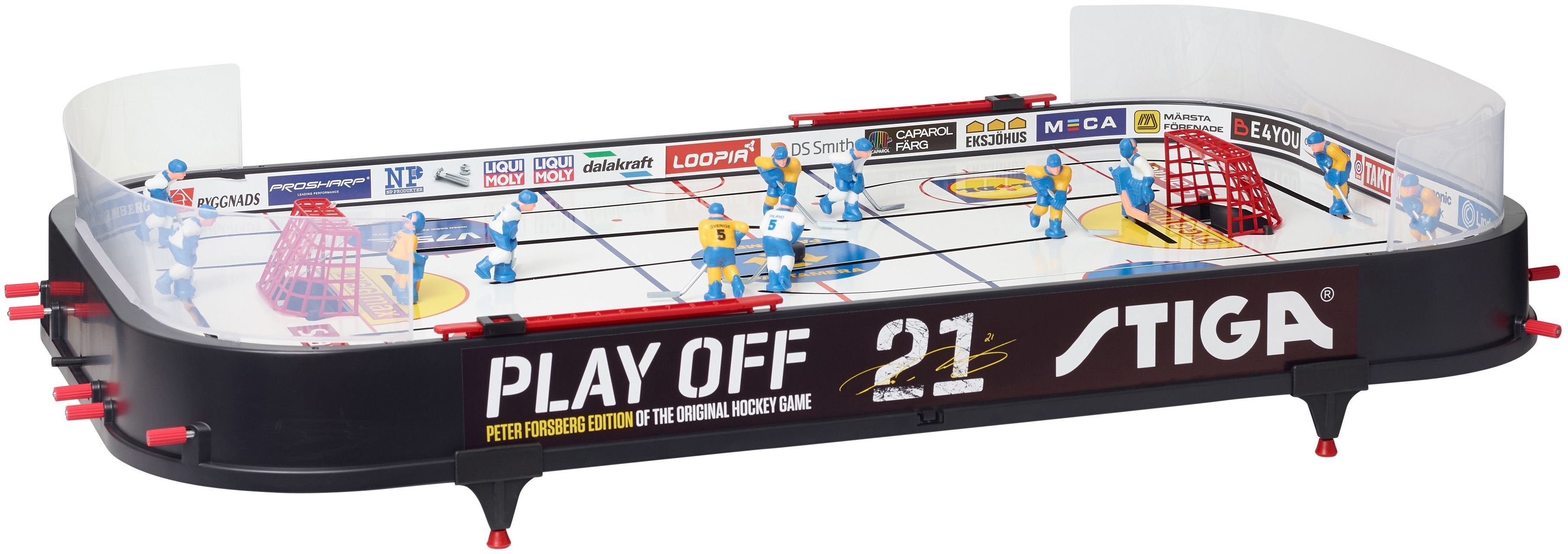 Licensierad Produkt Play Off 21 Sverige-Finland