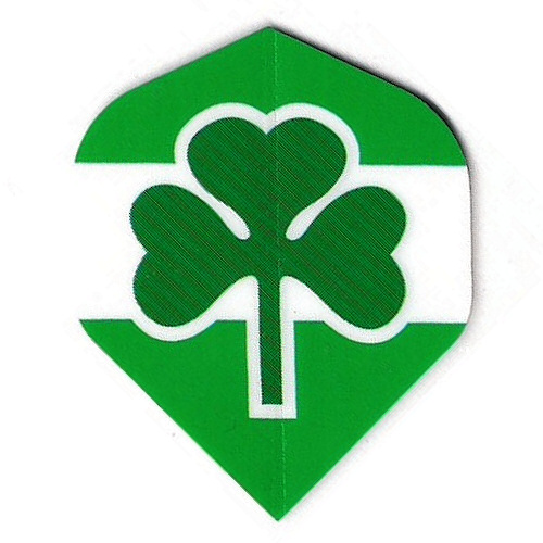 Dartflights Spelbord Poly Royal Classic Irish 3-pack