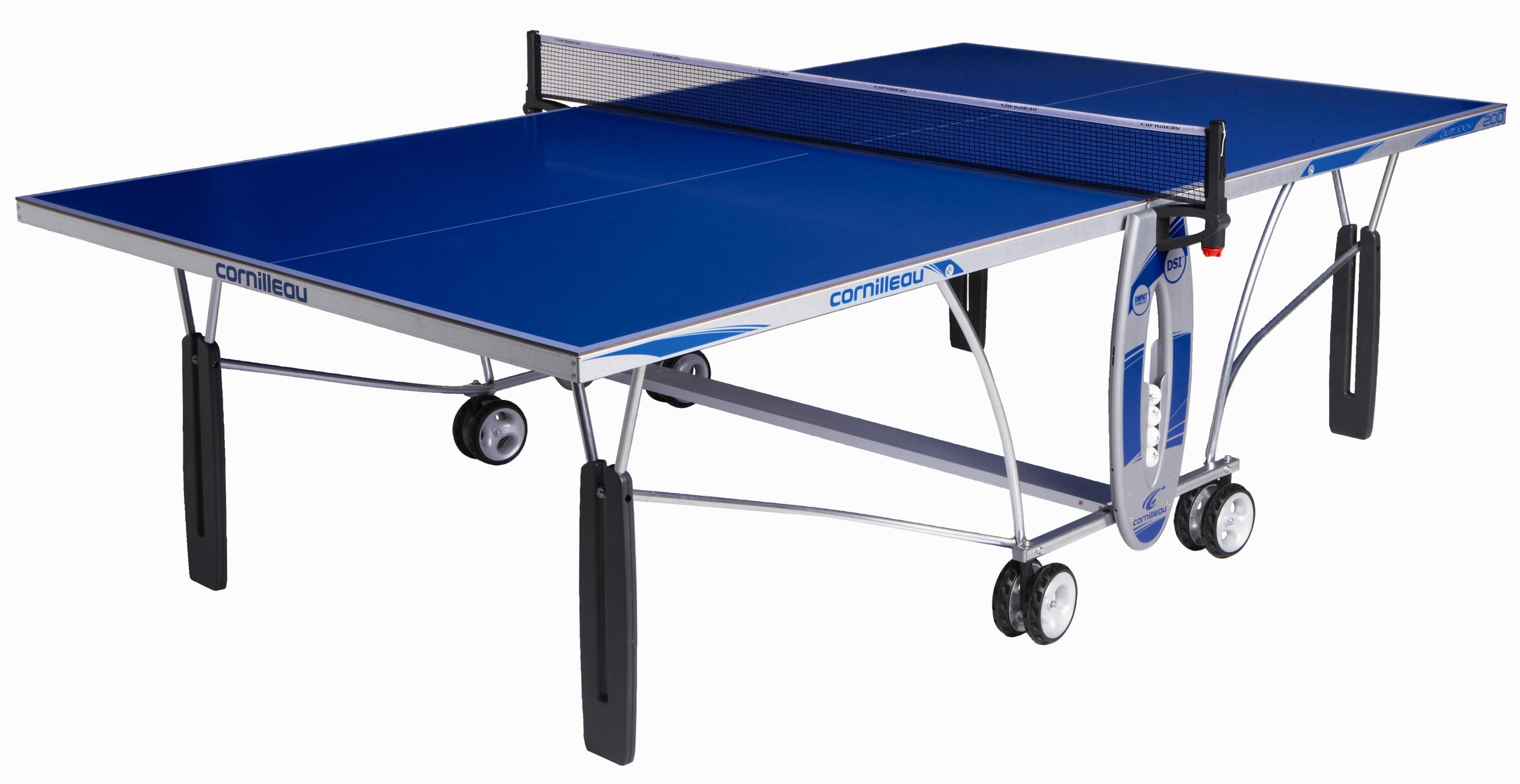 Cornilleau sport 200 s outdoor - Classement individuel tennis de table ...