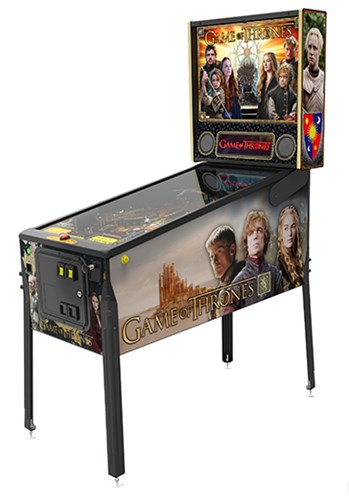 Stern Pinball Game of Thrones Pro
