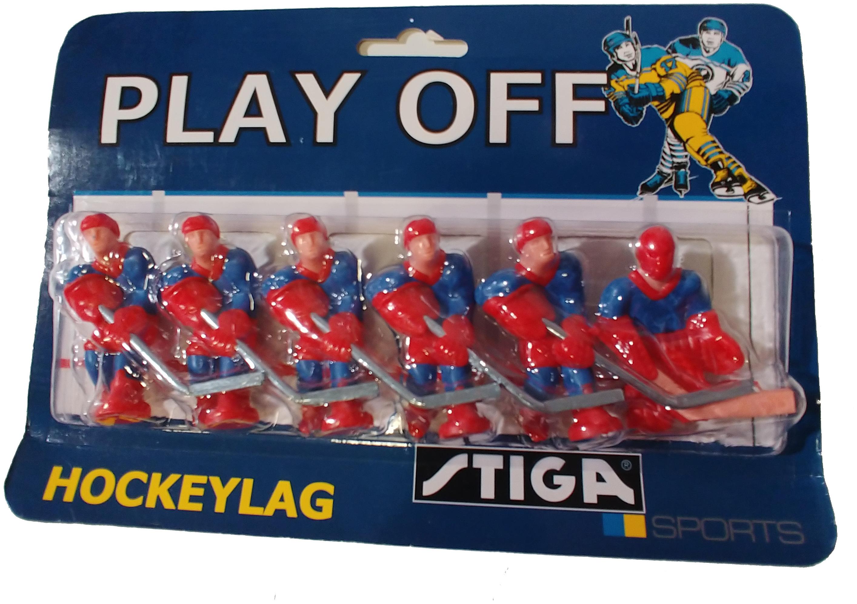 Stiga Sports Stiga Hockeyspelare RödBlå