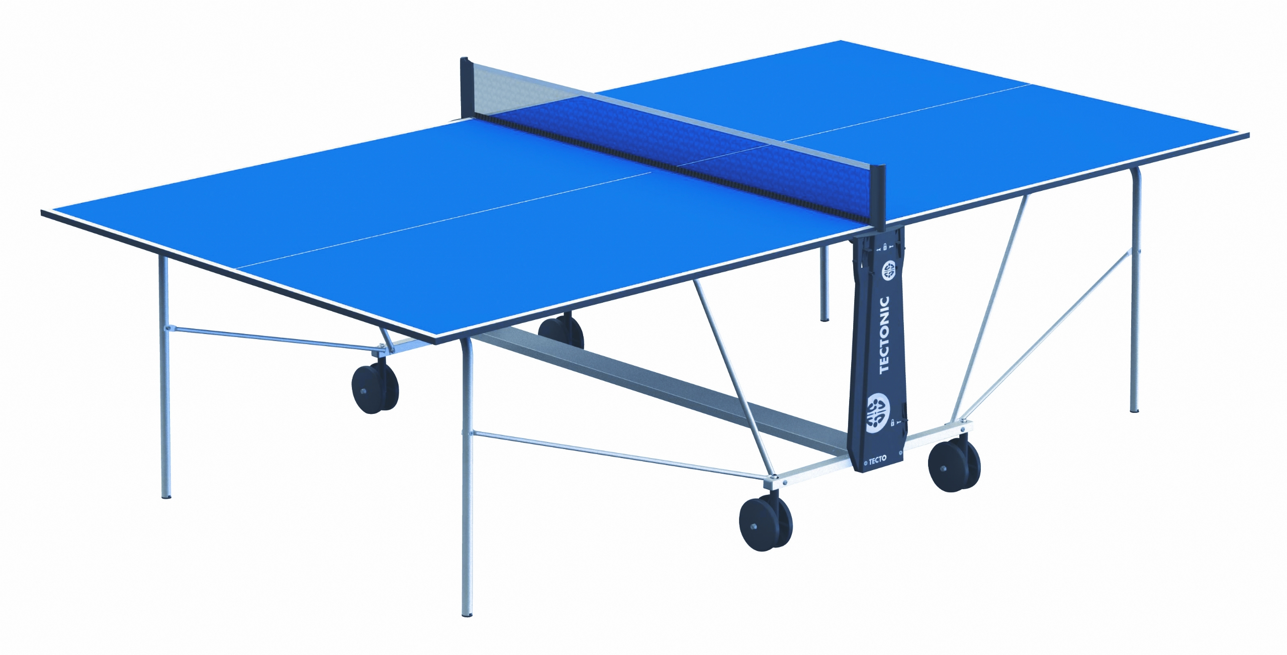 Bordtennisbord Tectonic Tecto indoor