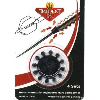 Designa Trident 180 Svart