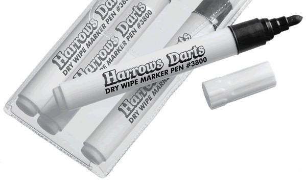 Harrows Whiteboardpennor 4-pack